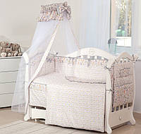 Детская постель Twins Premium Зоо P-018