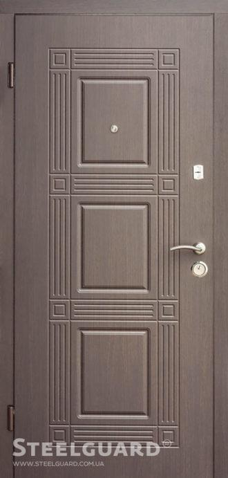 Вхідні двері Стілгард Steelguard серія Risola