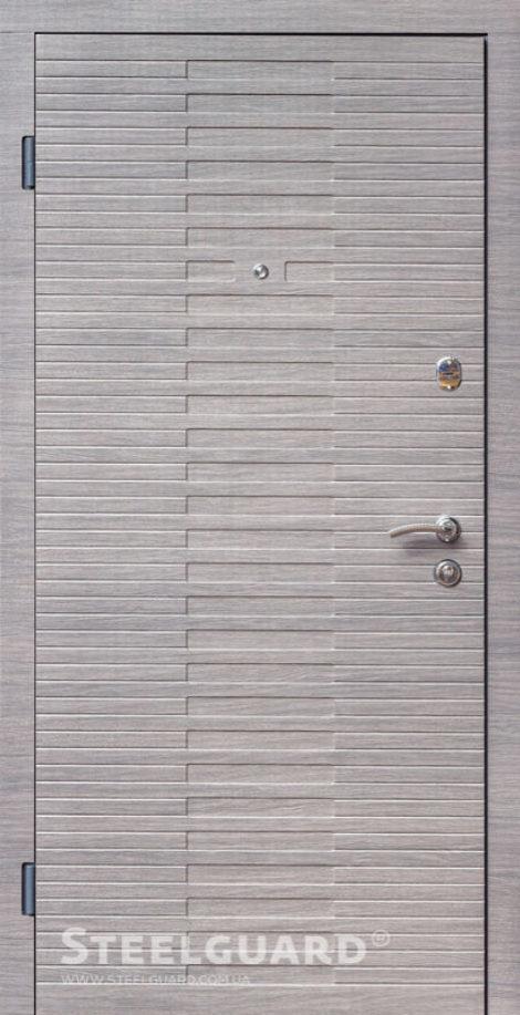 Вхідні двері Стілгард Steelguard серія Risola Vesta