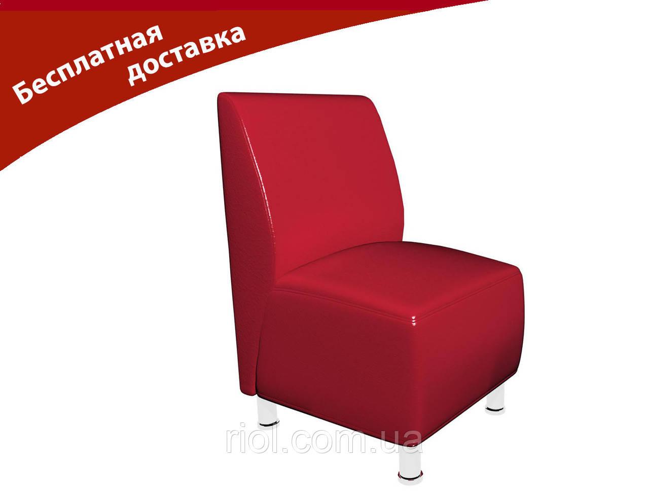 Крісло червоне