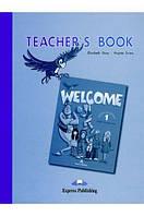 Welcome 1 Teacher's Book