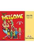 Welcome 2 Class CDs (Set of 3)