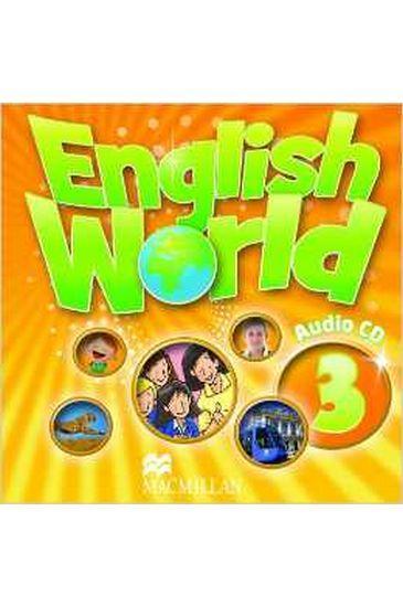 English World 3 Class Audio Cds