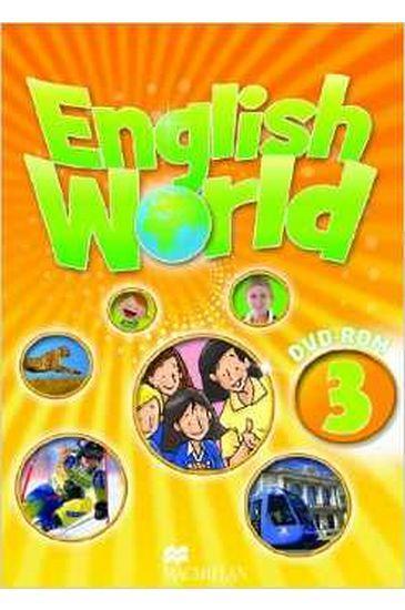 English World 3 DVD-ROM