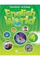 English World 4 Pupil's Book