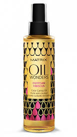 Масло для окрашенных волос Matrix Oil Wonders Egyptian Hibiscus Color Caring Oil 150 ml