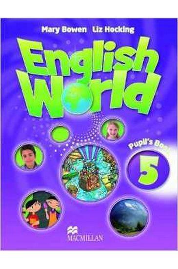 English World 5 Pupil's Book