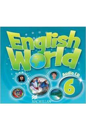 English World 6 Class Audio Cds