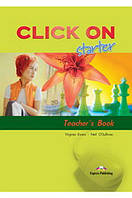 Click On Starter Teacher's Book