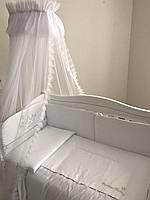 Детская постель Twins Romantik (7 эл) Vintage Baby R-004