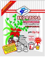 """Грунтосуміш """"Екофлора"""" універсальна 3,5 л"""