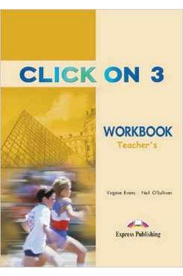 Click On 3 Teacher's Workbook