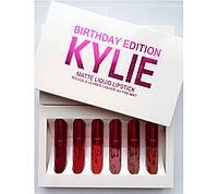"""Набор помад """"Pink Valentine"""" - реплика Kylie: новые оттенки"""