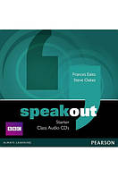 Speakout Starter Class Audio CD