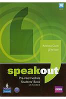 Speakout Pre-Intermediate Coursebook and DVD Active Book