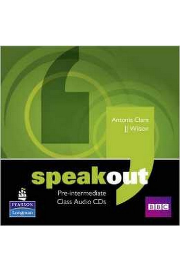 Speakout Pre-Intermediate Class Audio CD