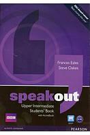 Speakout Upper Intermediate Coursebook and DVD Active Book