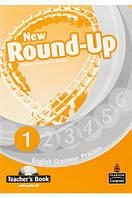 New Round-Up Grammar Practice Level 1 Teacher's Book+ Audio CD