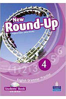 New Round-Up Grammar Practice Level 4 Student Book+CD ROM