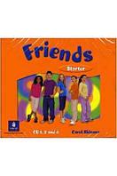 Friends Starter Level Class Audio CDs