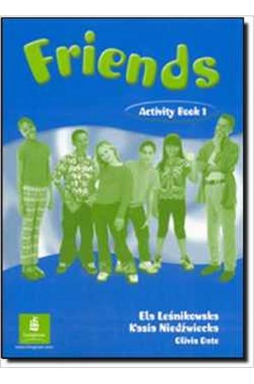 Friends 1 Workbook