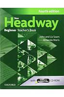 New Headway, 4th Edition Beginner Teacher's Book & CD-ROM