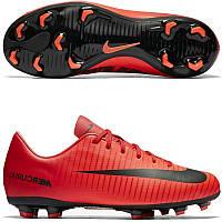 Детские футбольные бутсы Nike Mercurial Victory XI FG 831945-616 97014f6532b45