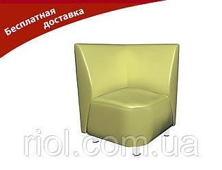 Крісло-кут світло-зелений
