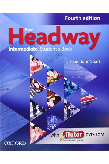 New Headway, 4th Edition Intermediate Student's Book & iTutor DVD-ROM Pack