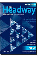 New Headway, 4th Edition Intermediate Teacher's Book & Resource Disk Pack