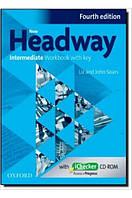 New Headway, 4th Edition Intermediate Workbook with Key & iChecker CD Pack