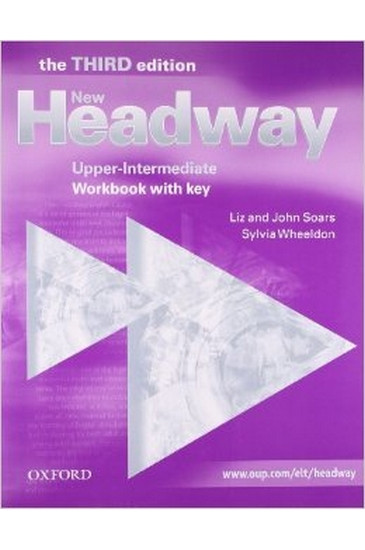 New Headway 3rd Ed Upper-Int Workbook with Key