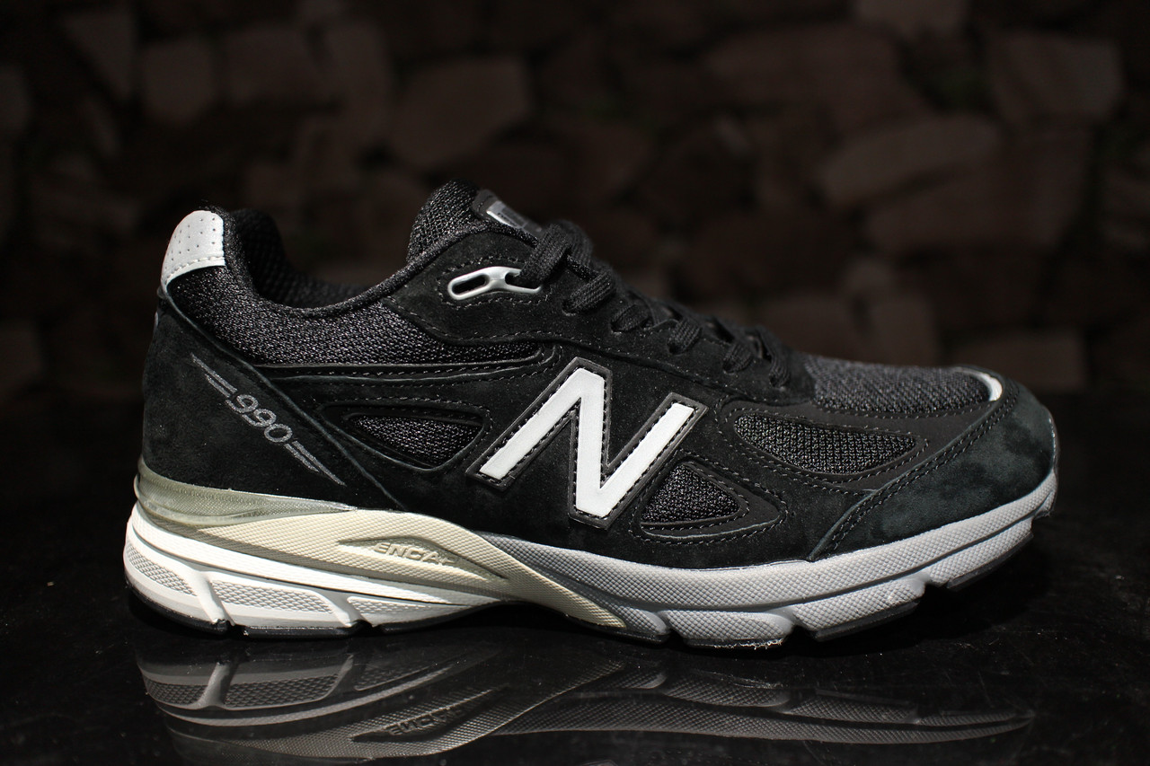 wholesale dealer c9c3d 586f1 Кроссовки мужские New Balance 990 V4 / NBC-1491 (Реплика)