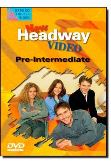 New Headway Video Pre-Int DVD