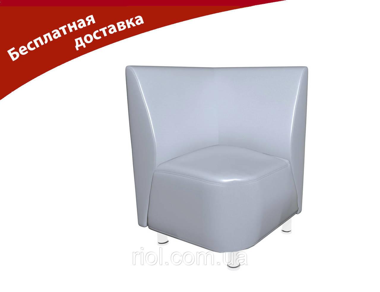Кресло-угол белый