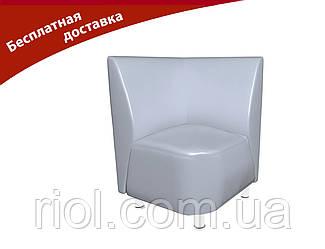 Крісло-кут білий