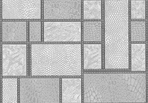 Обои на стену, виниловые, Сафари 5-0628, супер-мойка, 0,53*10м, фото 2