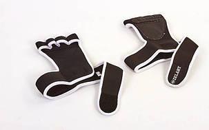 Перчатки (накладки) для поднятия веса ZEL ZG-3616, фото 2