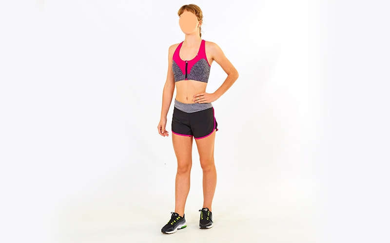 Топ для фитнеса и йоги CO-0228-5