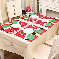Праздничный сет для обеденного стола