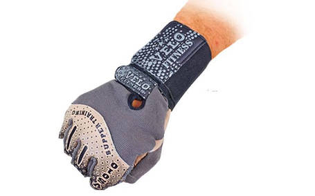 Перчатки атлетические с фиксатором запястья VELO VL-3233, фото 2