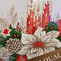 Скатерть Рождество 150х110 тефлоновая