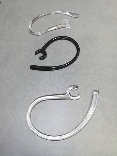 Дужка пластик 6 мм для блютуз bluetooth headset headphone гарнитуры