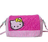 "Детская сумочка ""Hello Kitty"" 4 Цвета Малиновый"