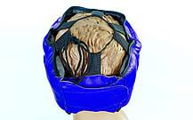 Шлем боксерский с полной защитой Кожа VELO ULI-5005-B, фото 3