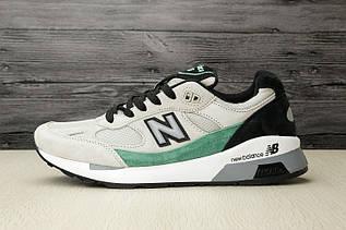 Кроссовки мужские New Balance 991 / NBC-1496 (Реплика)
