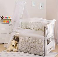 Детская постель Twins Eco Line Umka baby 6 эл E-015