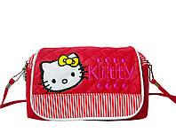 """Детская сумочка """"Hello Kitty"""" 4 Цвета Красный"""