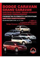 Dodge Caravan  Grand Caravan  Chrysler Voyager  Grand Voyager с 2001 г. Руководство по ремонту и эксплуатации