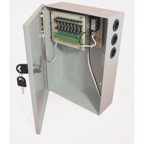 Импульсный Блок Бесперебойного Питания 12В 5А PSU-5107
